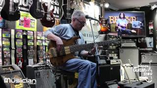 ROBBIE LITTLE - For Markbass Melbourne Guitar Show 2016