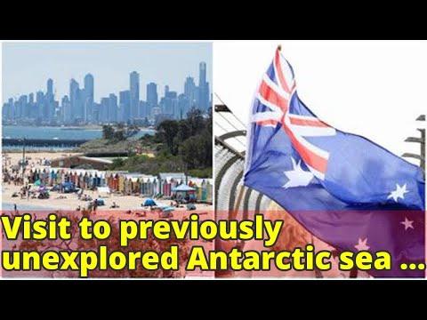 Visit to previously unexplored Antarctic sea floor reveals coral wonderland