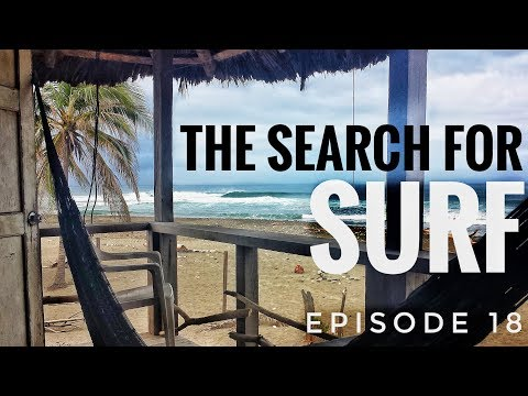 Surf Trip Rio Nexpa to Puerto Escondido OVERLAND TRAVEL VLOG Ep. 18