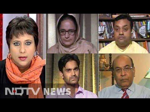 Mission Kashmir: Rajnath conciliatory, Mehbooba combative?