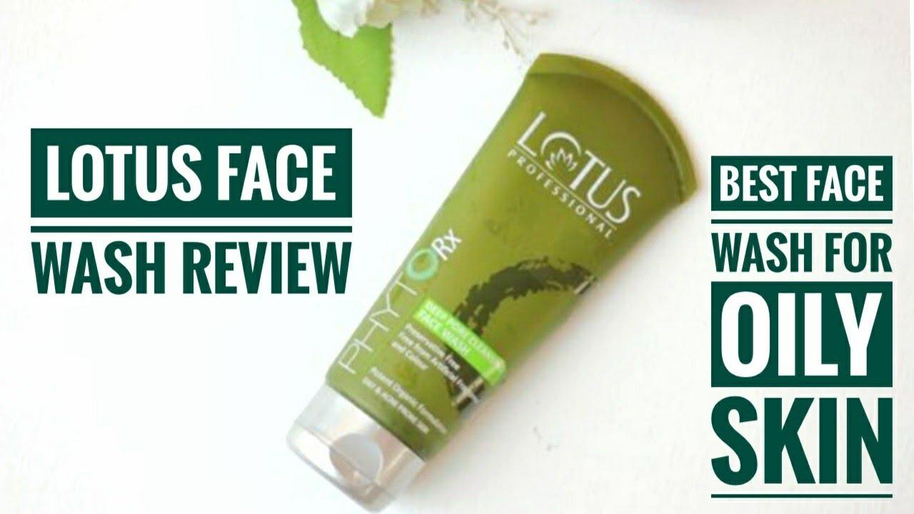 LotusPHYTORx #LotusFaceWash Lotus Face wash Review Bangla|Best Face Wash  For Oily Skin||Puja Roy|| - YouTube