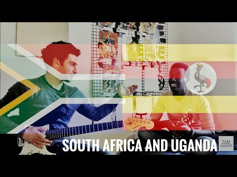 Uganda and South Africa Ft. Shylock!