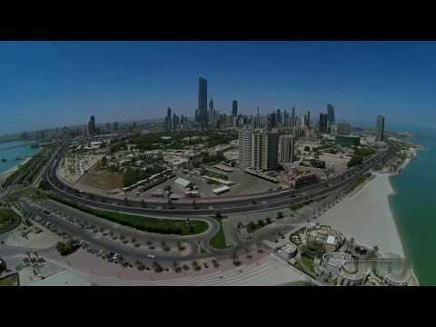 Giới thiệu thành phố Kuwait City HD