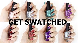 Grace-full Nail Polish Charmed Again | GET SWATCHED