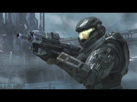 Halo : Reach - All Weapons Showcase (Third Person) - Reload Animations And Sounds