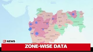 Watch: This COVID-19 Map Of Maharashtra Explains Affected Zones Due To COVID-19 In The State