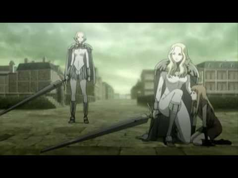 Claymore The Chosen Ones