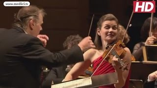 Janine Jansen at the 125th anniversary of the Concertgebouw - Saint-Saëns Rondo Capriccioso