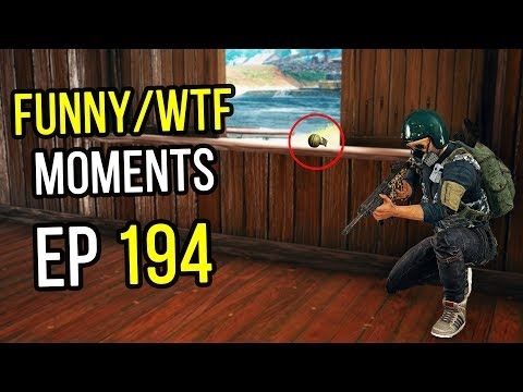 PUBG: Funny & WTF Moments Ep 194