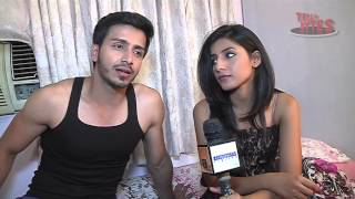 THE KISS was DEMAND OF THE SCRIPT - Param and Harshita (Randhir & Sanyukta) of Sadda Haq