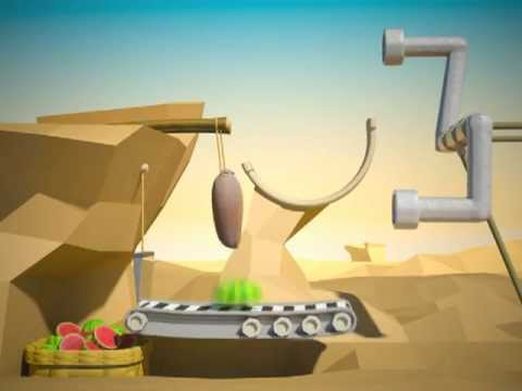 Animation Mentor Class 1 Progress Reel - Manar Al Tawam