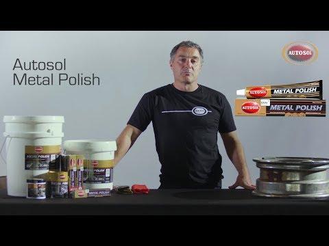 DIY Autosol Metal Polish