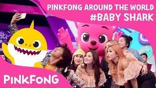 Pinkfong Around the World! | Jakarta Indonesia | DahSyat | Go #BabySharkChallenge🙌🏼  | Pinkfong
