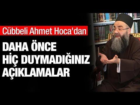 Cübbeli Ahmet Hoca'dan daha önce hiç duymadığınız açıklamalar