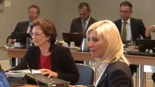 Erste Kabinettssitzung mit Staatsministerin Ulrike Scharf - Bayern