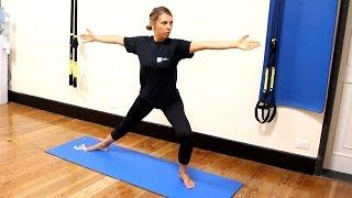Esercizi per il risveglio muscolare(Una routine di esercizi da effettuare al mattino come risveglio muscolare. In questo video vedremo soprattutto lavori di mobilità articolare e della colonna ..., 2015-08-05T14:48:03.000Z)