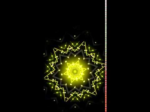LG G5 Live Wallpaper - Kaleidoscope - YouTube