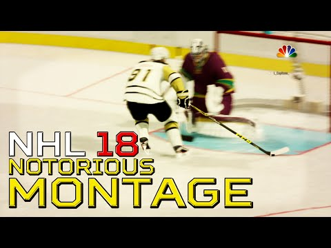 "NHL 18 Montage - ""Notorious"" - Amazing Dekes And Goals"