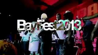 Slow Down (LIVE BAYFEST REMIX 2013) - Clyde Carson | Priceless Da ROC | Problem | Sage The Gemini