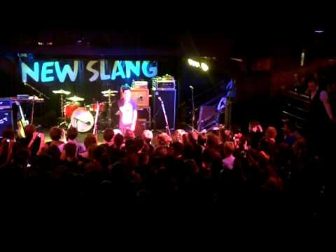 King Blues - 5 bottles of shampoo at New Slang