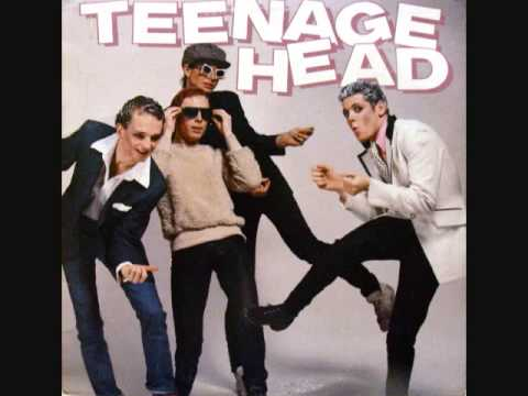 teenage head - teenage head lp