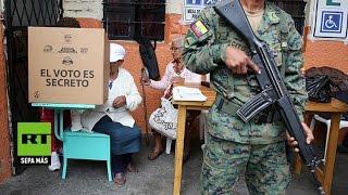 Ecuador: El oficialismo y la oposición denuncian irregularidades en el conteo de votos