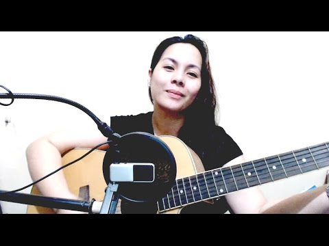 Sigaw ng Puso - Father and Son Guitar cover by Damsel Dee