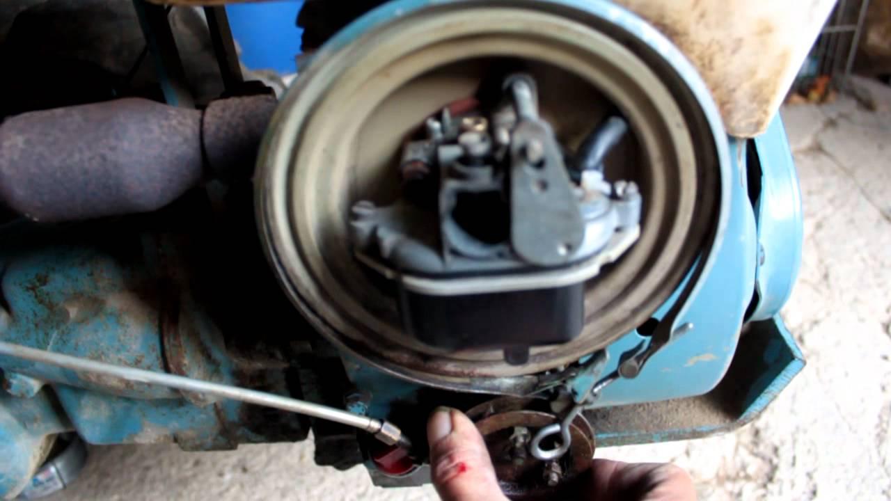 carburateur solex pour motoculteur staub