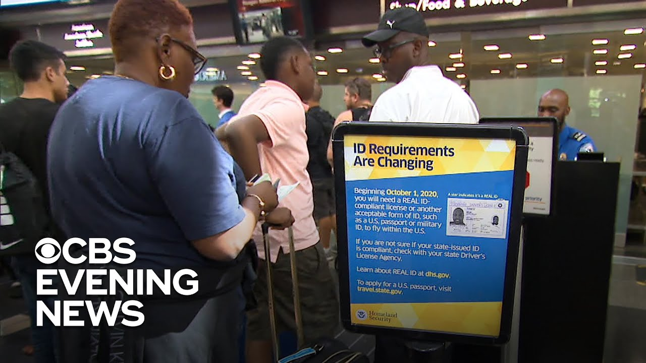 Planning to Fly Next Year? Here's Everything to Know About the REAL ID You'll Need to Travel