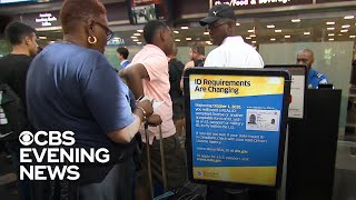 Real ID mandatory for air travel in 2020