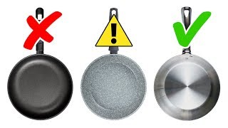 4 Types of Toxic Cookware to Avoid and 4 Safe Alternatives Video