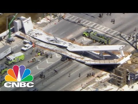 WATCH: Miami-Dade Police Hold Briefing After Deadly Florida Bridge Collapse | CNBC