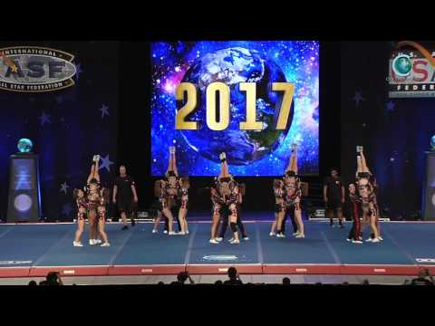 Tribe Cheer - Chiefs [2017 Senior Small Coed Prelims]