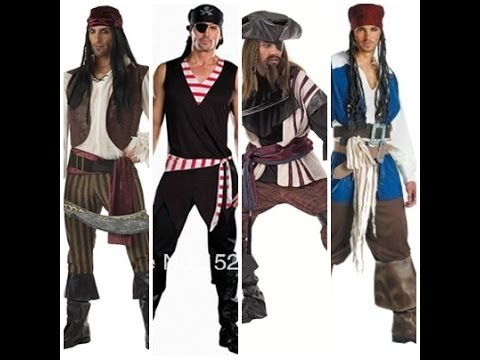 disfraz de pirata hombre disfraces originales baratos y caseros youtube