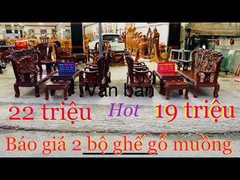 Soi báo giá 2 bộ ghế Salon gỗ muồng tay 10 mới hoàn thiện: 31-10-2020   Salon và các thông tin mới nhất