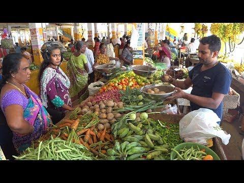 Batticaloa Market Sri Lanka #fruits #vegetables