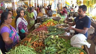 Batticaloa Market Sri Lanka #fruits #vegetables