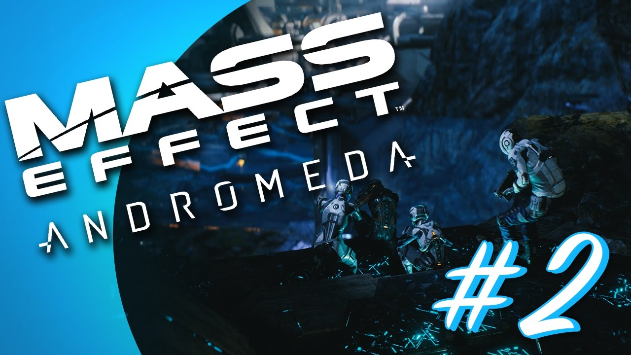 Mass Effect: Andromeda #2 - Habitat 7