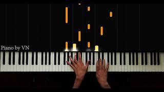 Teoman - Sevdim Seni Bir Kere - Piano Tutorial by VN