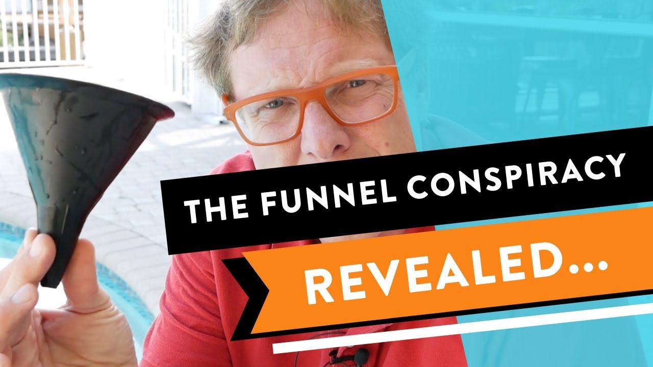 What is the marketing funnel and why don't they work?