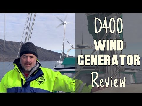 Eclectic Energy D400 Wind Generator Wiring & Performance Review