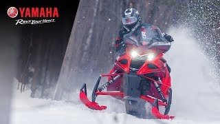 2020 Yamaha SRViper L-TX GT - Highlights