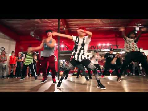 Gabe in Willdabeast class/ Beyonce/Get Me...