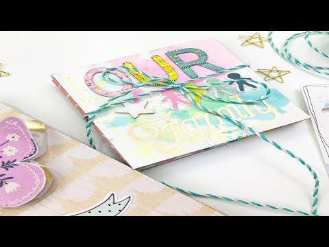 Mini-Book Ideas (Scrapbook Nerd)