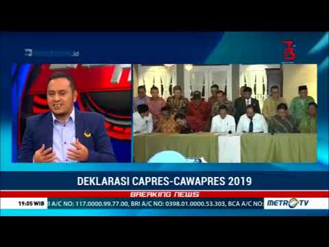 Deklarasi Capres - Cawapres 2019