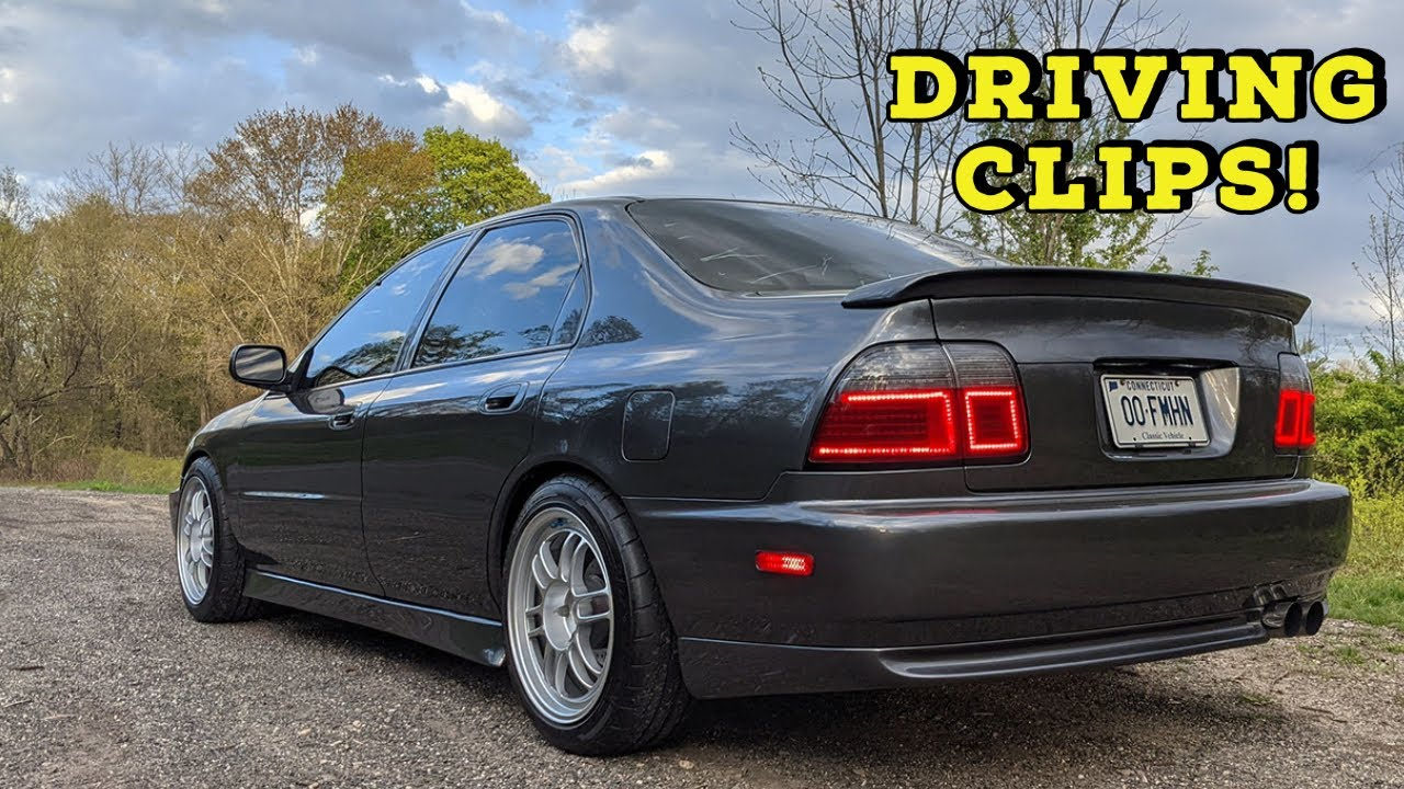 Download Turbo CD5 Accord Tuning and Casual Driving