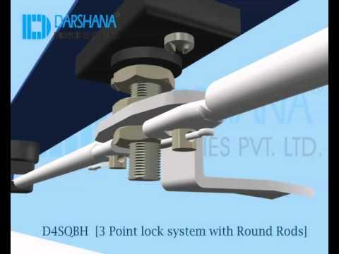 C 32 1 D4sqbh 3 Point Lock Youtube