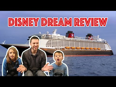 Disney Dream Merry Time Cruise 2019 Review