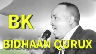 HEES CUSUB 2016 MOHAMED BK BIDHAAN QURUX ERAYADI JAWAAN