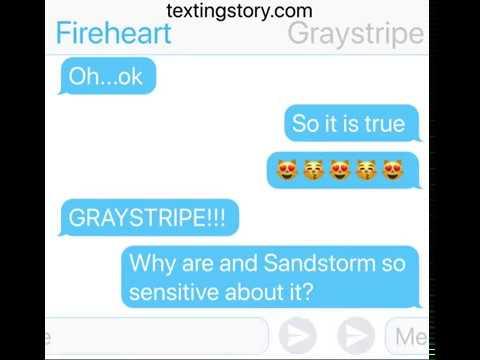 Sandstorm, Dustpelt, Fireheart, and...